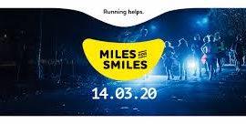 Miles for smiles: lopen en feesten tegen halve prijs