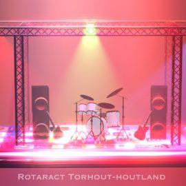 Online livestream concert ten voordele van Covias! Met dank aan Rotaract Torhout-Houtland.